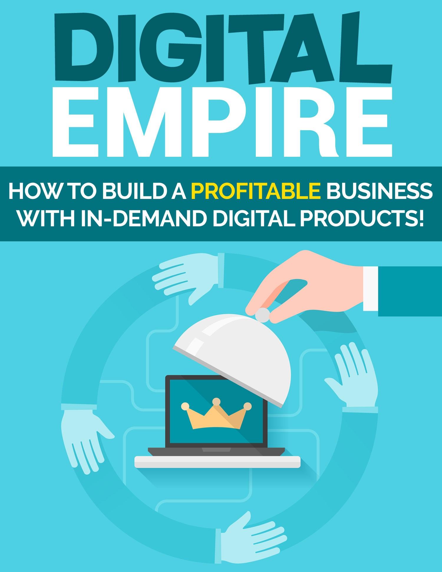 "Building A ""Digital Empire"" –  Special Report"