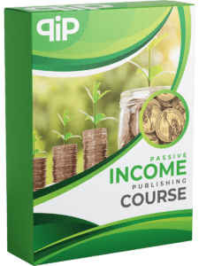 Passive Income Publishing Cover